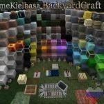 Скачать Реалистичный ресурс пак BackyardCraft 1.10.2
