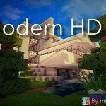 Скачать Современный ресурс пак Modern HD 1.10.2