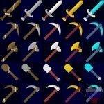 Скачать Простой ресурс пак SapixCraft 1.10.2