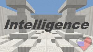 Карта головоломка intelligence для майнкрафт 1.10.2