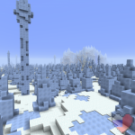 "Сид Minecraft ""IceWorld"""