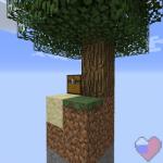 Карта на выживание Minecraft