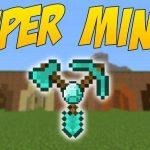Мод «SuperMiner» для Майнкрафт 1.12.1/1.12
