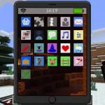 Мод на Iphone в Майнкрафт — «EyeMod» 1.12.2/1.11.2/1.10.2