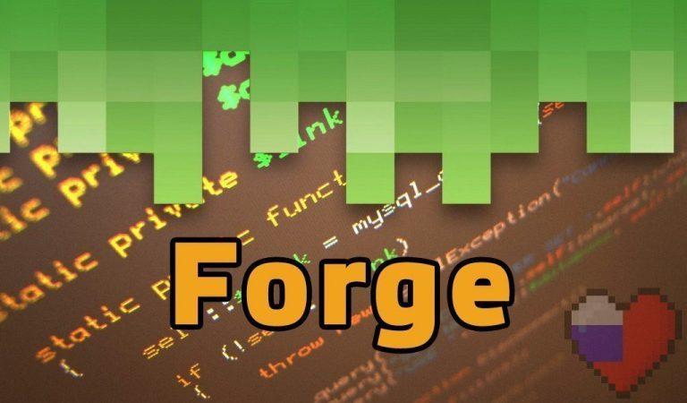 Майнкрафт Forge 1.12.2/1.11.2