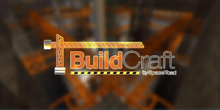 Мод BuildCraft для Майнкрафт 1.12.2/1.7.10