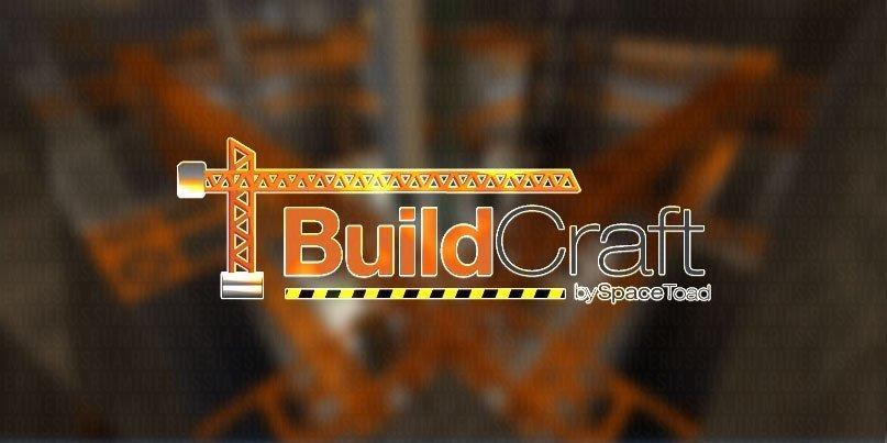 Мод BuildCraft для Майнкрафт1.12.2/1.7.10