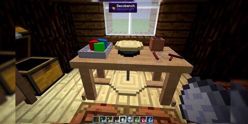Мод на декор DecoCraft 2 - скриншот 3