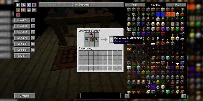 Мод на декор DecoCraft 2 - скриншот 2