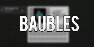 "Мод ""Baubles"" для Майнкрафт 1.12.2/1.7.10"