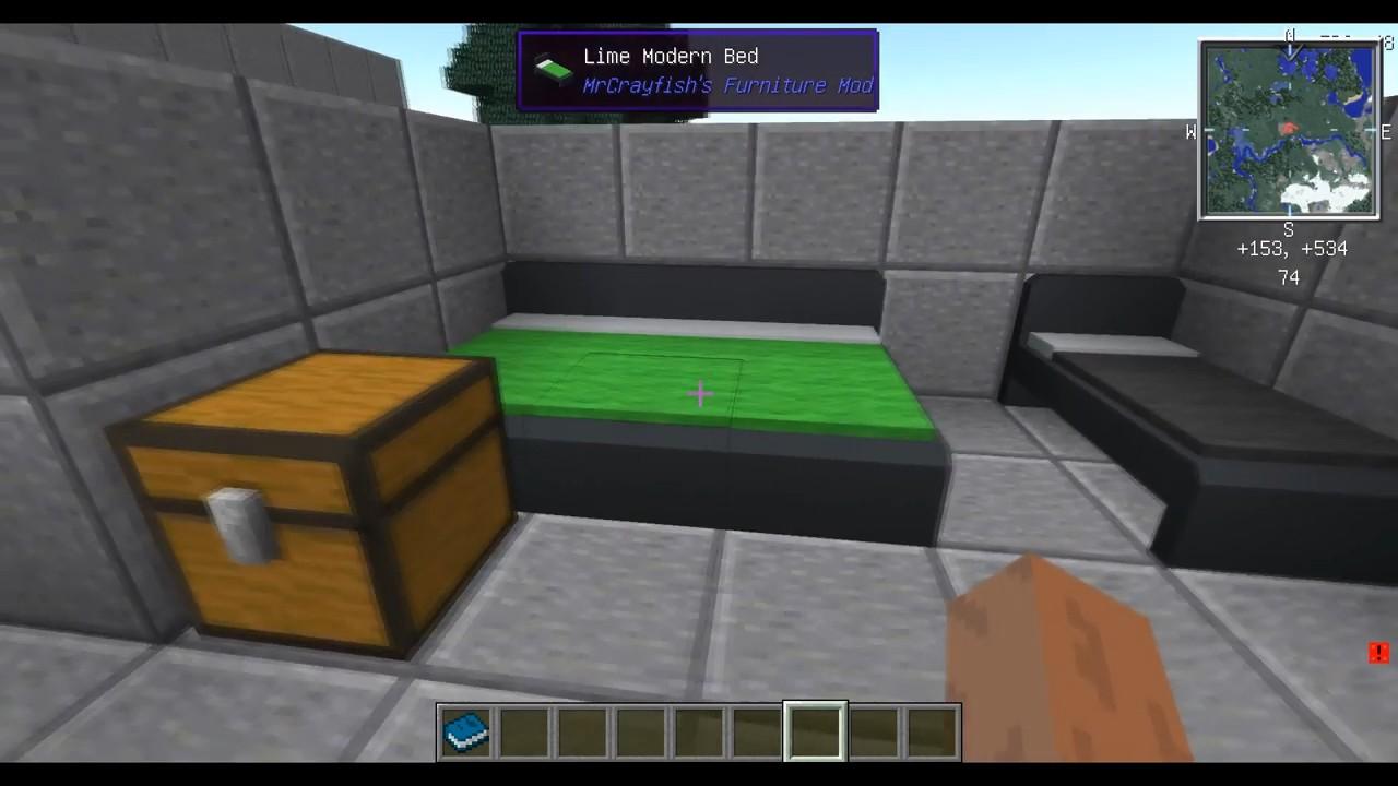 Мод «MrCrayfish's Furniture» (мебель) - скриншот 8