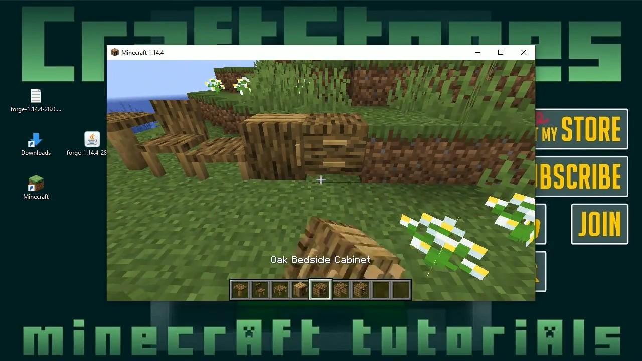 Мод «MrCrayfish's Furniture» (мебель) - скриншот 2