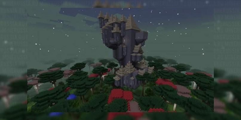 Мод наСумеречный лес «Twilight Forest» - скриншот 3