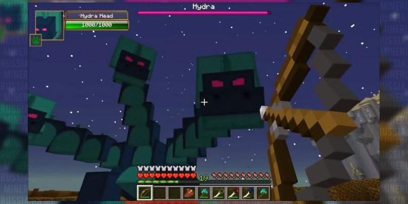 Мод наСумеречный лес «Twilight Forest» - скриншот 7