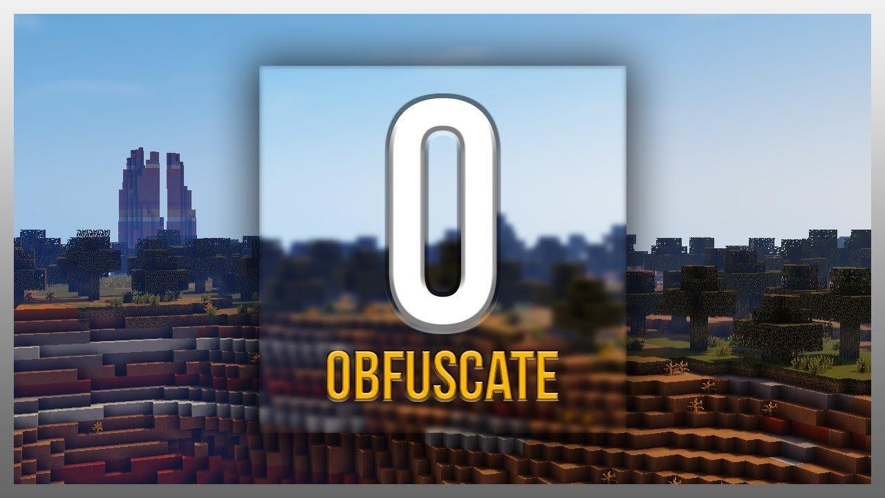 Мод Obfuscate для Майнкрафт 1.12.2