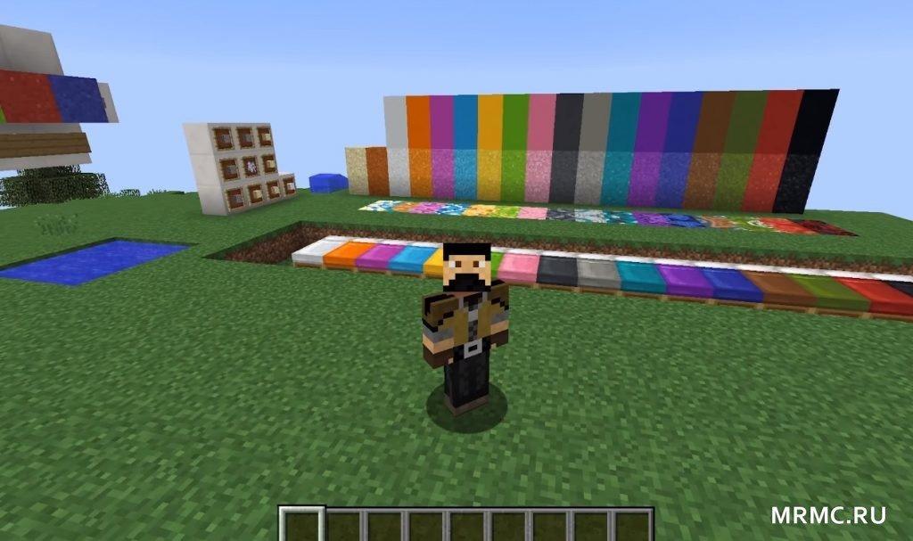 Скриншот из обзора Майнкрафт 1.12.2