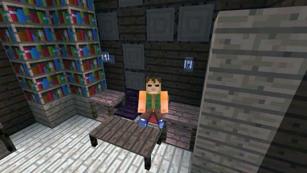 На стульях в этом моде можно сидеть!