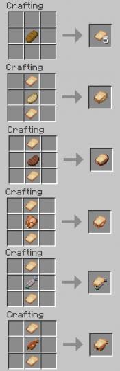 Мод Sandwiches - скриншот 3
