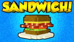 Мод Sandwiches для Майнкрафт 1.12.2 / 1.11.2