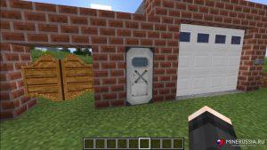 """Мод на двери """"MalisisDoors"""" для Майнкрафт"""