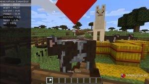 Мод Hungry Animals для Майнкрафт 1.12.2/1.7.10