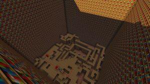 """Карта """"The Big 10"""" для Майнкрафт 1.12.2"""