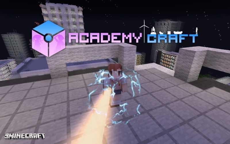 Мод AcademyCraft Для Майнкрафт 1.12.2/1.7.10