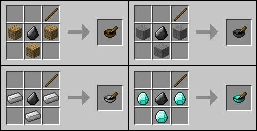 Мод Advanced Mortars Для Майнкрафт 1.12.2