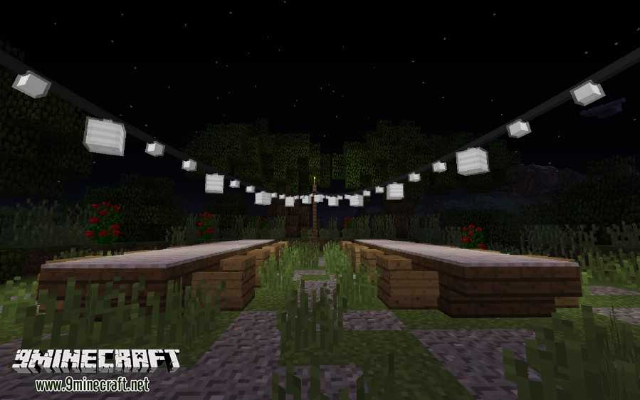 Мод Fairy Lights Для Майнкрафт 1.12.2/1.7.10