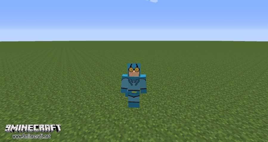 Мод Project Superhuman Для Майнкрафт 1.7.10