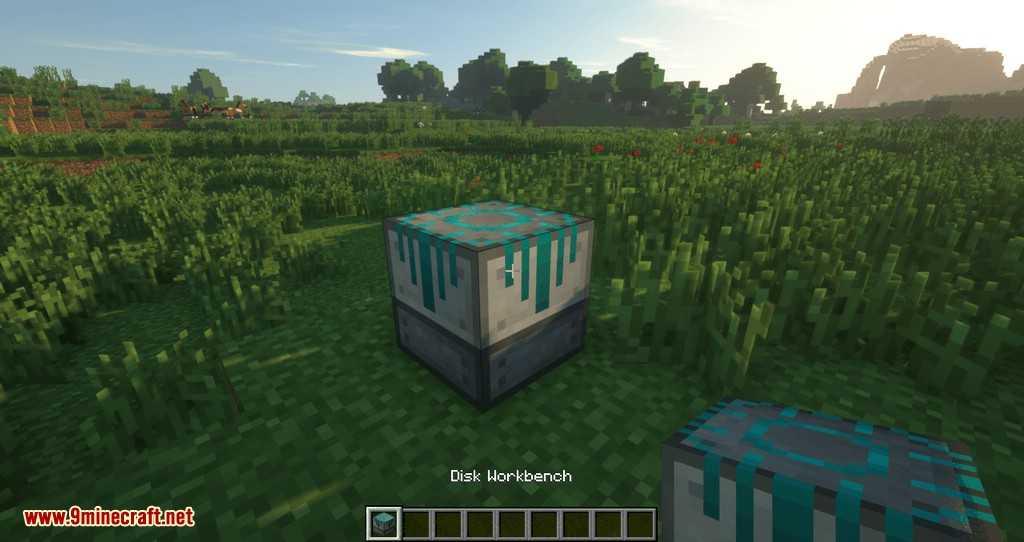 Мод Refined Storage Для Майнкрафт 1.12.2/1.11.2/1.10.2