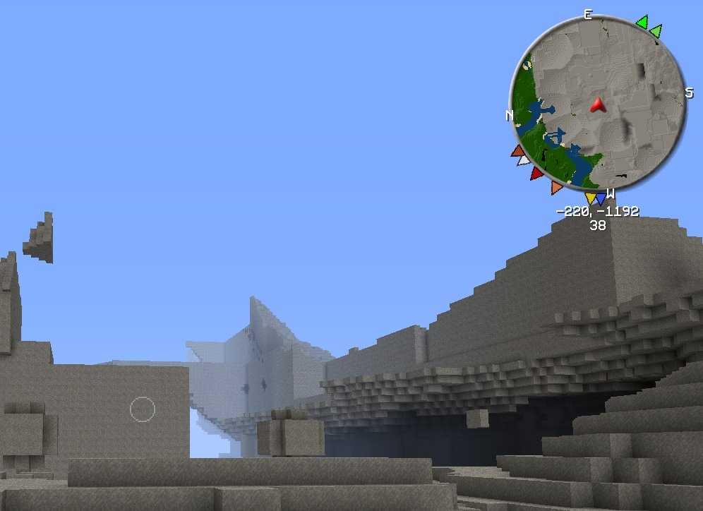 Мод на мини-карту «VoxelMap» Майнкрафт1.15.1/1.14.4/1.12.2 - скриншот 7
