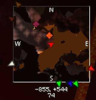 Мод на мини-карту «VoxelMap» Майнкрафт1.15.1/1.14.4/1.12.2 - скриншот 8