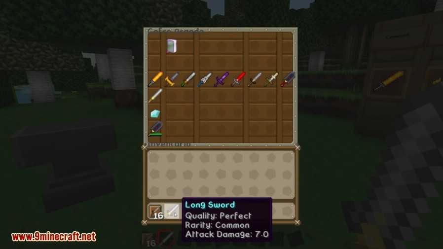 Мод Weapon Case Loot Для Майнкрафт 1.11.2/1.10.2/1.7.10