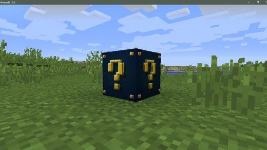 Мод на астральные лаки-блоки для Майнкрафт
