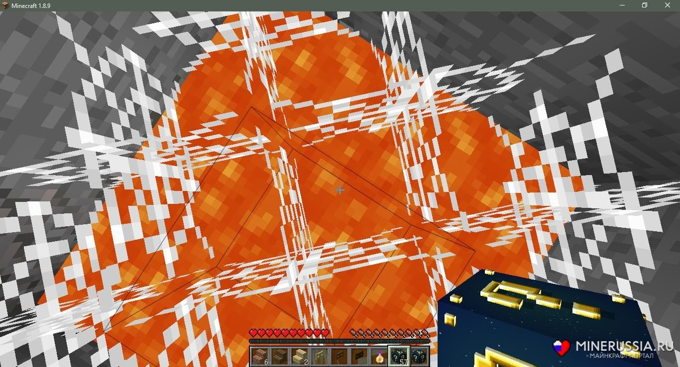 Мод на астральные лаки-блоки (Аддон) дляМайнкрафт - скриншот 7