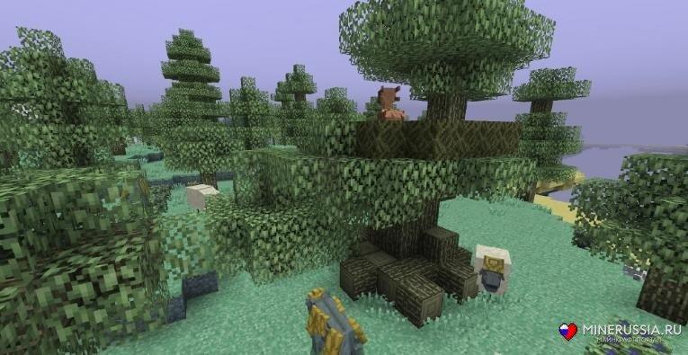 Мод нарай «Aether 2» - скриншот 8