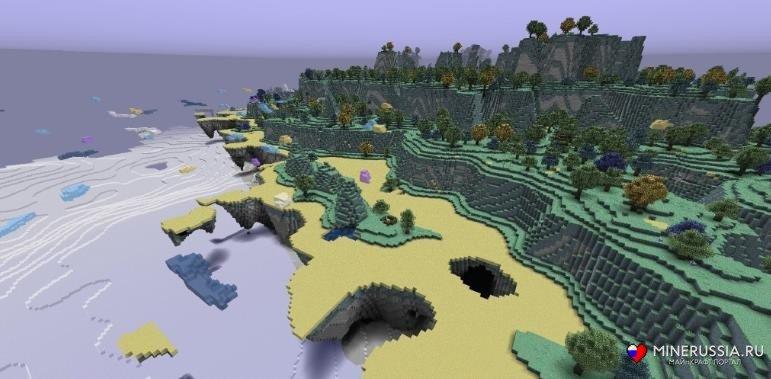 Мод нарай «Aether 2» - скриншот 4