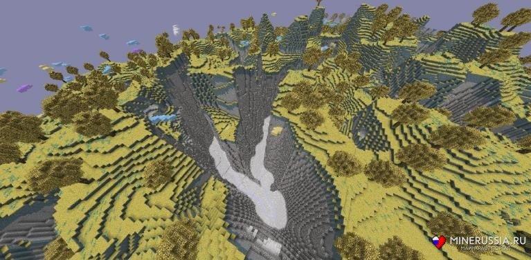 Мод нарай «Aether 2» - скриншот 1
