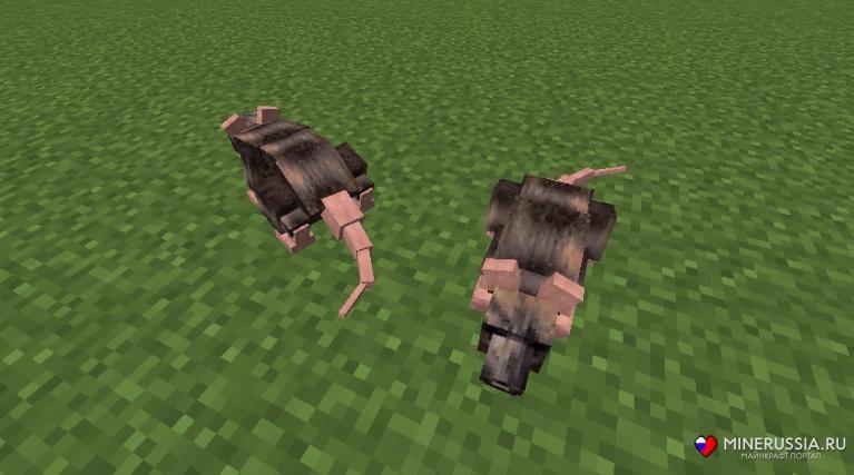 Мод на 4 новых животных «Animalium» - скриншот 4