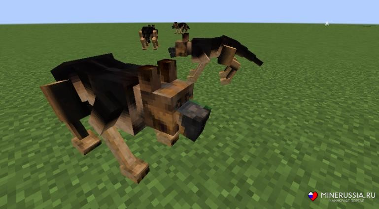 Мод на 4 новых животных «Animalium» - скриншот 2