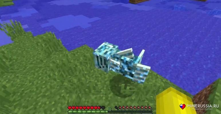 Мод на мутанта рыба-крипер - скриншот 6