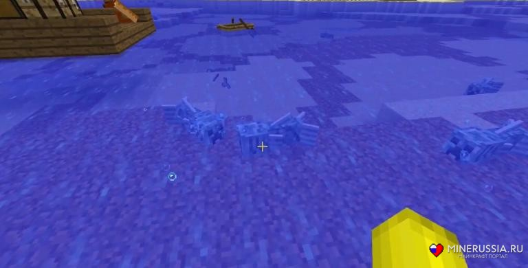 Мод на мутанта рыба-крипер - скриншот 3