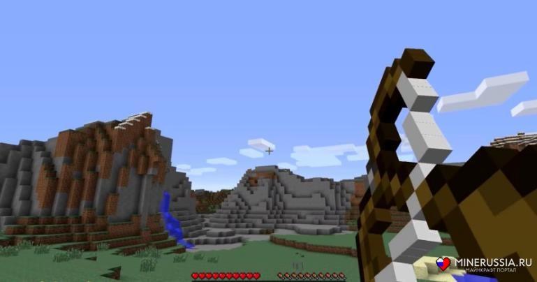 Мод наассасинов «AssassinCraft» - скриншот 10