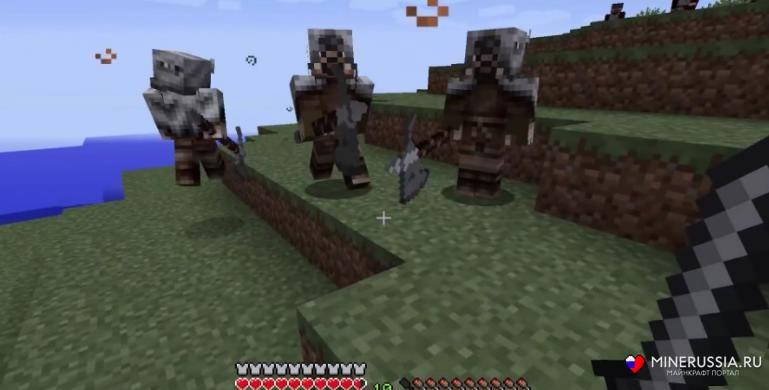Мод наассасинов «AssassinCraft» - скриншот 5