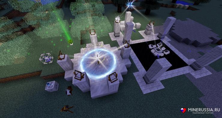 Мод «Astral Sorcery» - скриншот 5