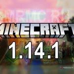 Скачать Майнкрафт 1.14.1