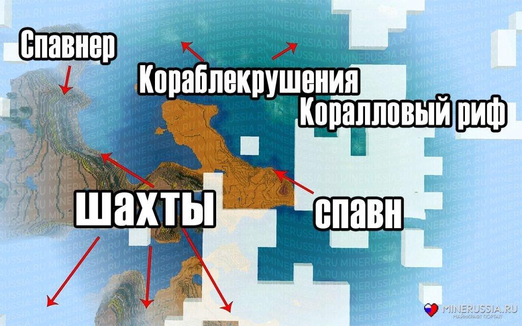 Карта сида