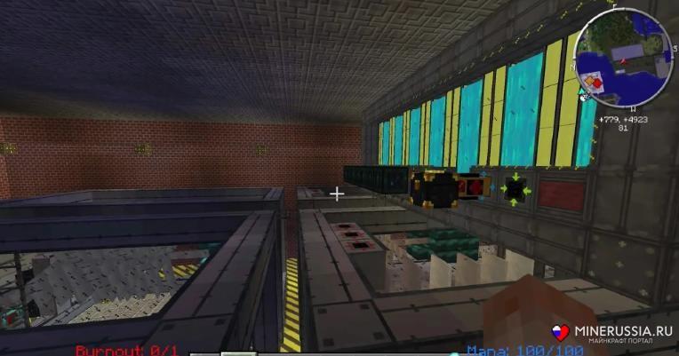 Мод «Big Reactors» - скриншот 34