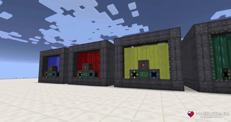 Мод «Big Reactors» - скриншот 9
